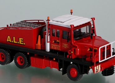FAUN Koloss HZ 40.45/45W «A.L.E.» heavy saddle-ballast tractor