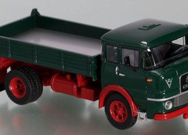 Krupp KF, Kipper Frontlenker, 980, 1963, construction three-way dump truck