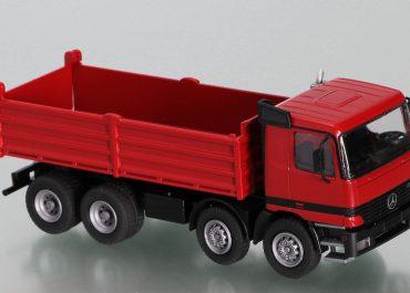 Mercedes-Benz Actros 4140K MP1 three-way construction dump truck Meiller Kipper