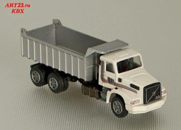 Volvo NL12 Intercooler construction rear dump truck