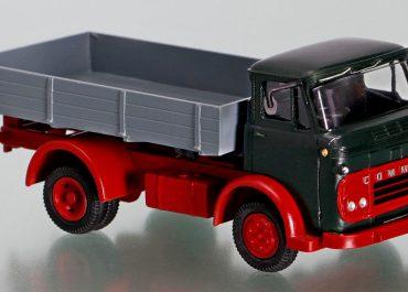 Commer C Series Maxiload construction rear dump truck