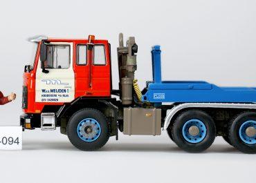 FTF, Floor Truck Fabriek, FS8.26D V8 Turbo «W. van der Meijden» heavy saddle-ballast tractor