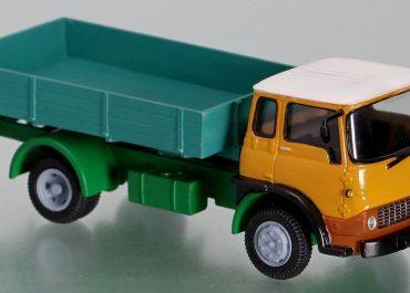 Bedford TKconstruction rear dump truck