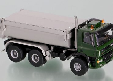 Ginaf X 3335 S construction rear dump truck