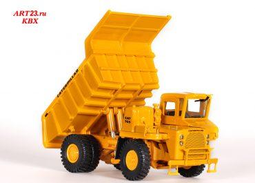 Caterpillar 769 off-road Mining rear dump truck
