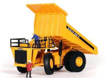 Volvo Euclid R-85B off-road Mining rear dump truck