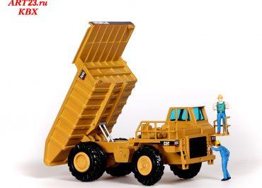 Caterpillar 769C off-road Mining rear dump truck