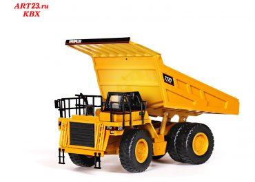 Caterpillar 777D Mining off-road rear dump truck