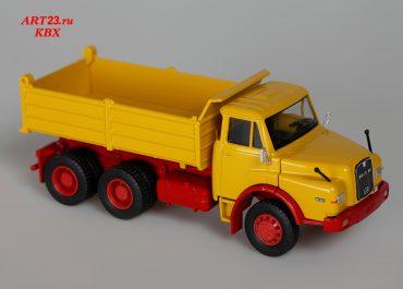 MAN 26.281 DHK Hauber rear dump truck Meiller-Kipper