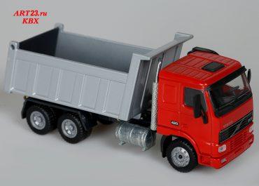 Volvo FH 12-420 construction rear dump truck