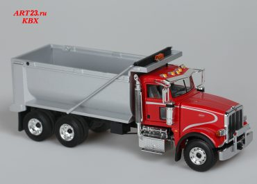 Peterbilt 367 construction rear dump truck Dragon Products Ranco DB