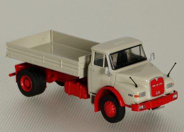 MAN HAK 16.192 construction rear dump truck Meiller Kipper