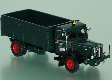 Bussing 8000 IIA «H. Freund K. G.» rear dump truck