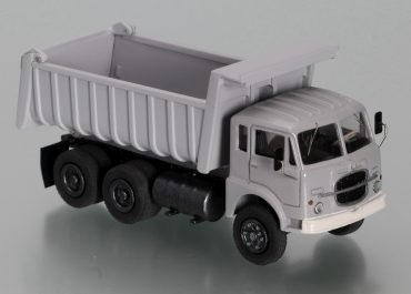 FIAT 693 N1 construction rear dump truck