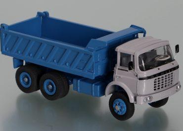 Berliet GR 250 construction rear dump truck
