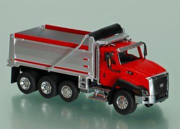 Caterpillar CT660 on the basis International PayStar rear dump truck
