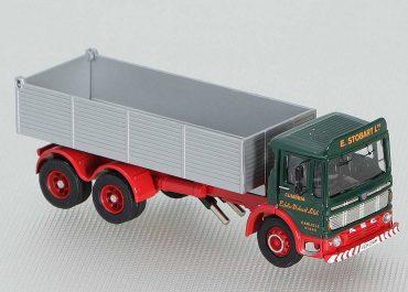 AEC Marshal Major TGM6R Ergomatic «Eddie Stobart Ltd.» rear dump truck construction