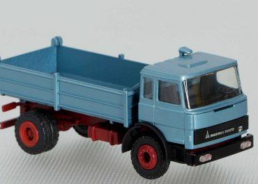 Magirus Deutz, IVECO TurboStar 110.17 construction rear dump truck Meiller