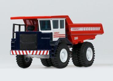 Euclid R-32 VME off-road Mining rear dump truck