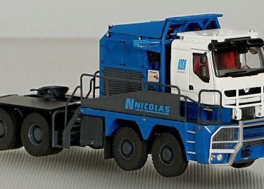 Nicolas Tractomas TR D75 heavy ballast tractor