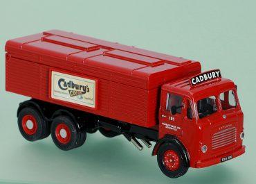 Leyland Hippo MkIII FV-11204 «Cadbury's Cocoa» construction rear dump truck