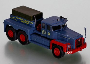 Rotinoff GR7 Super Atlantic «Sunter Brothers Ltd.» heavy saddle-ballast tractor