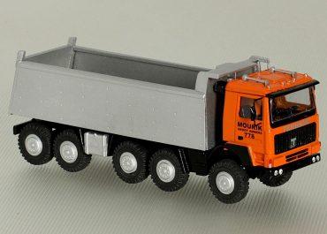 Terberg Volvo F3000 «Mourik Groot-Ammers B.V.» heavy-duty rear dump truck