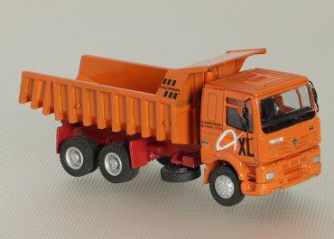 Foden Alpha 3000 «Zwagerman» construction rear dump truck Roelofs