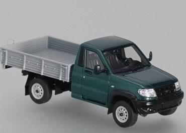 УАЗ Карго, УАЗ-23602 4х4 малотоннажный бортовой грузовик