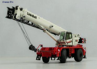 Link-Belt 100 RT all-terrain crane