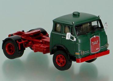 MAN 10.210T L1 FS, Pausbacke, Highway truck tractor