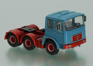 MAN F8 20.275 Highway truck tractor