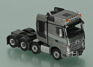 Mercedes-Benz Arocs SLT Big Space 4163 UK-spec saddle-ballast tractor