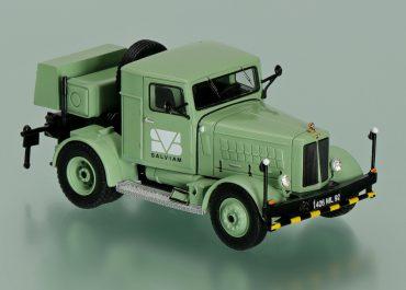 Hanomag SS/ST 100 Gigant «Vinci «Salviam» short-base road tractor