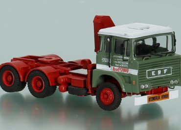 ERF Europe inan 7MW Highway truck tractor with manipulator crane