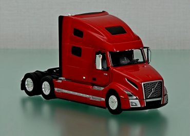 Volvo VNL 760 Sleeper Cab, Highway truck tractor