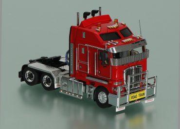 Kenworth K200 2.8M Aerodyne Highway truck tractor