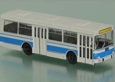 ЛАЗ-4202 2-дверный городской автобус среднего класса