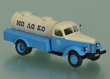 АЦ-28 автомобиль-цистерна для перевозки молока на шасси ЗиС-150