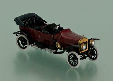 Руссо-Балт К12-20 серия VIII автомобиль с кузовом дубль-фаэтон торпедо
