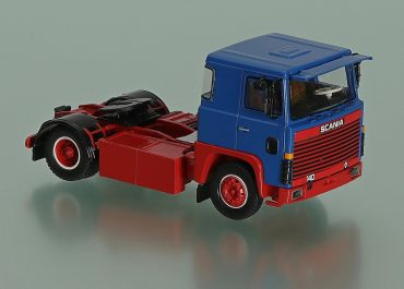 Scania LB 140 Highway truck tractor