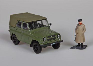 УАЗ-469/469Б грузопассажирский автомобиль повышенной проходимости
