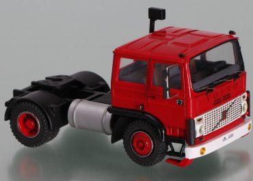 Volvo F 720 Miljo Highway truck tractor