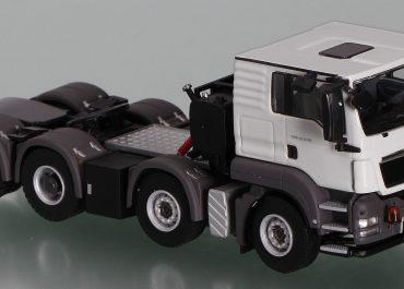 MAN TGS I 41.540 L special truck tractor