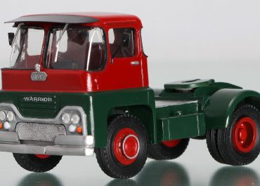 Guy Warrior Highway truck tractor