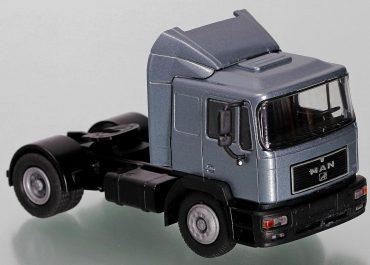 MAN M 2000M LS Highway truck tractor