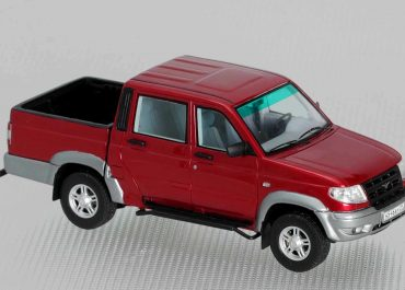 УАЗ-23632, UAZ-Рickup 4х4 грузовой автомобиль