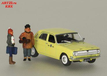 ГАЗ-24-01 «Волга» автомобиль такси
