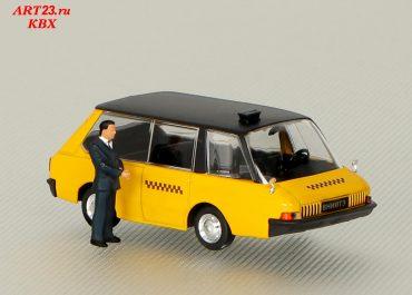 ВНИИТЭ-ПТ опытный автомобиль такси вагонной компоновки