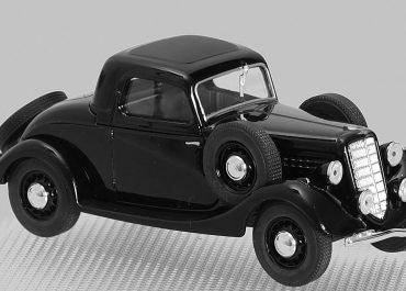 ГАЗ М-2 или ГАЗ М-1 Купе опытный автомобиль с кузовом по типу Ford Deluxe Coupe 1934 года